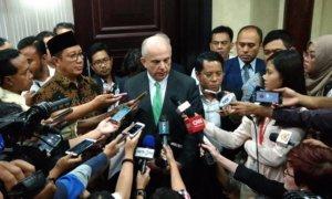 Dubes AS untuk Indonesia Joseph R Donovan Jr/Foto via @Kemenag_RI