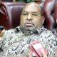 Gubernur Papua, Lukas Enembe/Foto via beritasau