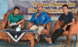 Hendy selaku Ketua PMII Komisariat Universitas Lampung/Foto Dok. Pribadi/Nusantaranews