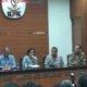 Ketua Pansel Calon Dewan Komisioner Sri Mulyani/Foto Restu Fadilah/NUSANTARAnews