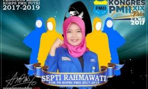 Mengawal Septi Rahmawati Menuju PB KOPRI PMII/Foto Ilustrasi: Dok. KOPRI PMII Lampung