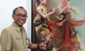 Kepala Biro Administrasi Pemerintahan Pemprov Jatim Anom Surahno/Foto Tri Wahyudi