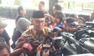 Anggota MKMK, As'ad Said Ali/Foto Fadilah/NUSANTARAnews