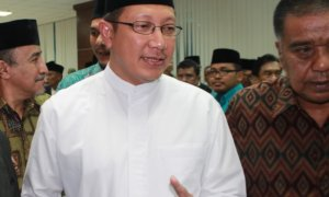Menteri Agama (Menag) Lukman Hakim Saifuddin/Foto Hatim/Nusantaranews