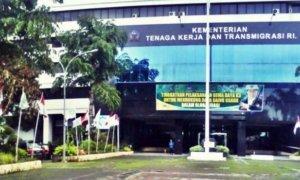 Kantor Kemnaker/Foto Istimewa/Nusantaranews