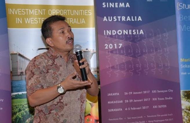 Kepala Biro Humas dan Protokol Pemprov Jatim, Benny Sampirwanto/Foto Tri Wahyudi/Nusantaranews