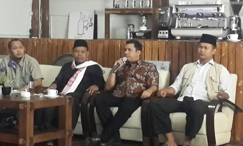 Ketua Harian Masyarakat Adat Nusantara (Matra) Syaifudin/Foto Dok. Pribadi/Nusantaranews