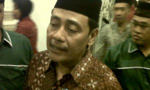 Ketua PWNU Jatim, KH. Hasan Mutawakkil/Foto Triwahyudi/Nusantaranews