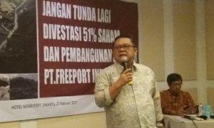 Ketum Seknas Jokowi, Muhammad Yamin/Foto Fadilah/Nusantaranews