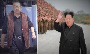 Kim Jong-un dan kakak tirinya, Kim Jong-nam/Foto Ilustrasi NUSANTARAnews