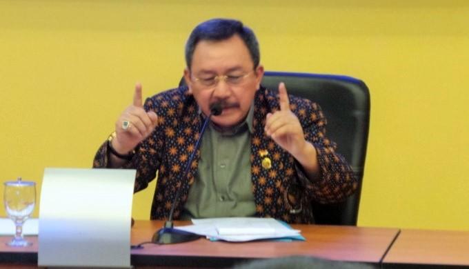 Mantan Kepala Staf Angkatan Darat Jenderal TNI Purn Tyasno Sudarto/Foto: Dok. Kompas.com/Indra Akuntono