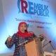 Menteri Sosial Khofifah Indar Parawansa/Foto Andika/Nusantaranews