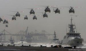 Patroli di Laut Cina Selatan/Foto Dok. Getty