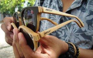 Pengembangan Kacamata Berbahan Kayu/Foto Dok. Pribadi/Nusantaranews