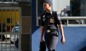 Polisi Malaysia Kembali Menangkap Seorang Pelaku Pembunuhan Kim Jong-Nam Foto: Dok. REUTERS/Athit Perawongmetha