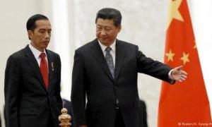 Presiden Jokowi dan Presiden China Xi-Jinping/Foto Dok. Reuters