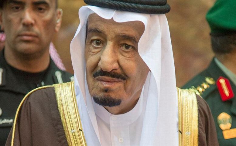 Raja Arab Salman Bin Abdulaziz al Saud/Foto via mirror.co