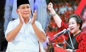 Prabowo dan Megawati/Foto Ilustrasi/Nusantaranews