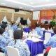 Workshop tentang Disiplin dan Kinerja Aparatur Sipil Negara di Kementerian Pertahanan RI yang diselenggarakan di Badiklat Kemhan, Salemba, Jakarta, Selasa (14/2)/Foto: Dok. Humas Kemenhan