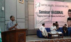 Sambutan Dandim Jember/Foto Sis/Nusantaranews