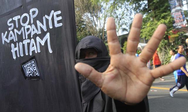 Stop Kampanye dimasa tenang/Foto Ilustrasi/acehterkini.com