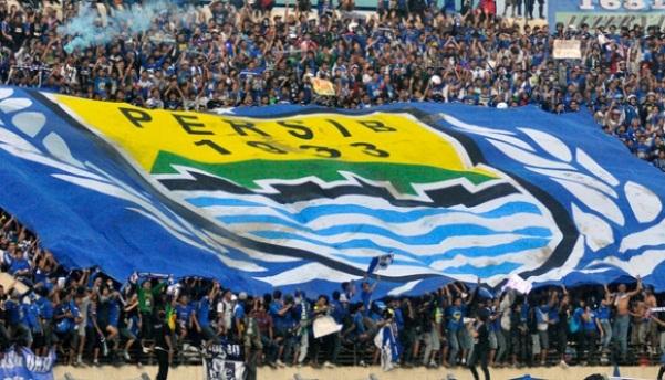 Suporter Persib Bandung/Foto via goobola