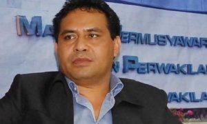 Senator Nusa Tenggara Timur (NTT) Adrianus Garu/Foto: Dok. Berita Moneter