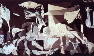 Photograph: Courtesy CC/Flickr/Juanky Pamies Alcubilla Pablo Picasso, Guernica, 1937/Foto: Dok. timeout.com