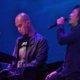 Ahmad Dhani dan Ari Lasso dalam Konser Reuni di Surabaya/Foto: SI MOMOT