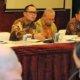 Menaker di hadapan 21 Duta Besar Negara-Negara Uni Eropa di Kantor Kemnaker, Jakarta Selatan, Selasa (14/2/2017)/Foto: Dok. Humas Kemnaker