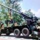 Meriam artileri digital Caesar Nexter 155mm dari Perancis/Foto: Dok. Istimewa