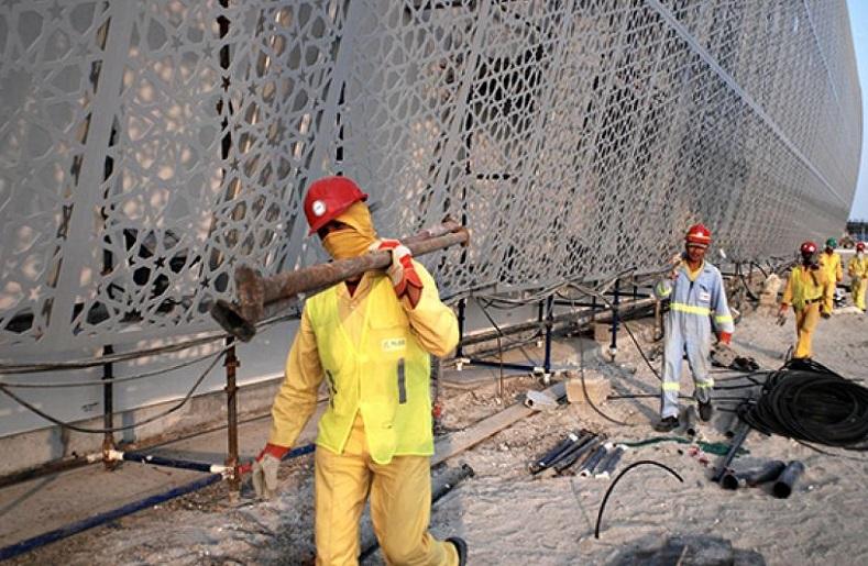 para pekerja migran/Foto ilustrasi
