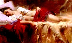 Women in Art/Foto: Dok. Blog Mimi Speaks/ Artist: Unknown