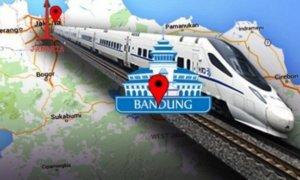 Ilustrasi Kereta Api Cepat Jakarta-Bandung. Foto: Setkab