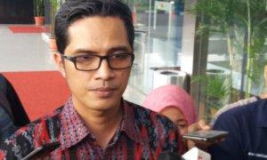 Juru Bicara KPK, Febri Diansyah (Foto: Restu Fadilah/Nusantaranews)