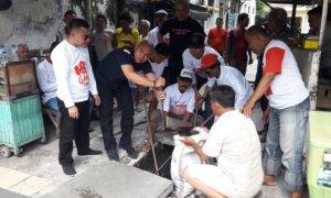 Garda Bangsa Jatim Luncurkan Gerakan Sadar Lingkungan Hidup/Foto Tri Wahyudi