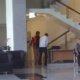 Eko Susilo Hadi (ESH) akan masuk ke ruang pemeriksaan/FOto Restu Fadilah / NUSANTARAnews
