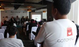GoToMalls.com Platform yang Ingin Tingkatkan Gairah Ritel Offline/FOto Richard Andika / NUSANTARAnews
