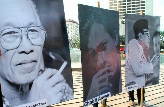 Aksi Komunitas Kretek Tolak Hari Anti Tembakau Sedunia/ Foto: Dok. Aktual.com