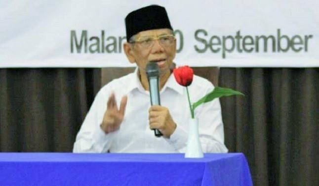 KH Hasyim Muzadi Adalah Figur Panutan dan Tauladan/Foto: Dok. VIVA.co.id