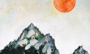Tubuh Gunung di bawah Matahari by McMurray | Pinterest
