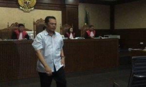 Adik ipar presiden Jokowi, Arief Budi Sulistyo/Foto Restu Fadilah/Nusantaranews