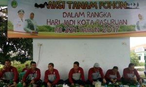 Aksi Tanam Pohon/Foto Dok. Pribadi/Nusantaranews