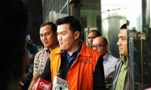 Andi Agustinus alias Andi Narogong/Foto Restu Fadilah/Nusantaranews