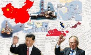 China-Singapura/Foto Ilustrasi/Istimewa/Nusantaranews