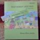Judul Buku : Resep Membuat Jagat Raya (Antologi Puisi) Penulis : Abinaya Ghina Jamela Penerbit : Kabarita Tahun : 2017 ISBN : 978-602-72119-1 Peresensi : Norrahman Alif*