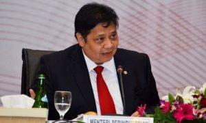 Menteri Perindustrian Airlangga Hartarto. Foto Humas Kemenperin