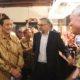 Duta Besar Inggris untuk Indonesia, Moazzam Malik bersama Menko Maritim Luhut Binsar Pandjaitan/Foto: Dok. Humas Kemenko Maritim