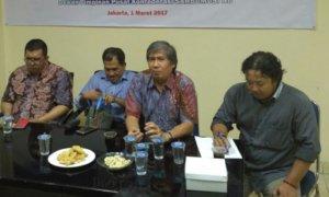 Evaluasi PP Tentang Pengupahan Oleh Surbumusi/Foto Ucok Al Ayyubi/Nusantaranews
