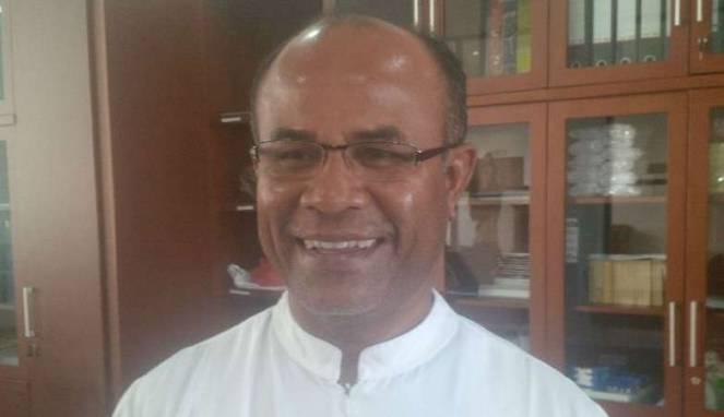 Pastor Katolik Eventius Dewantoro/Foto via viva